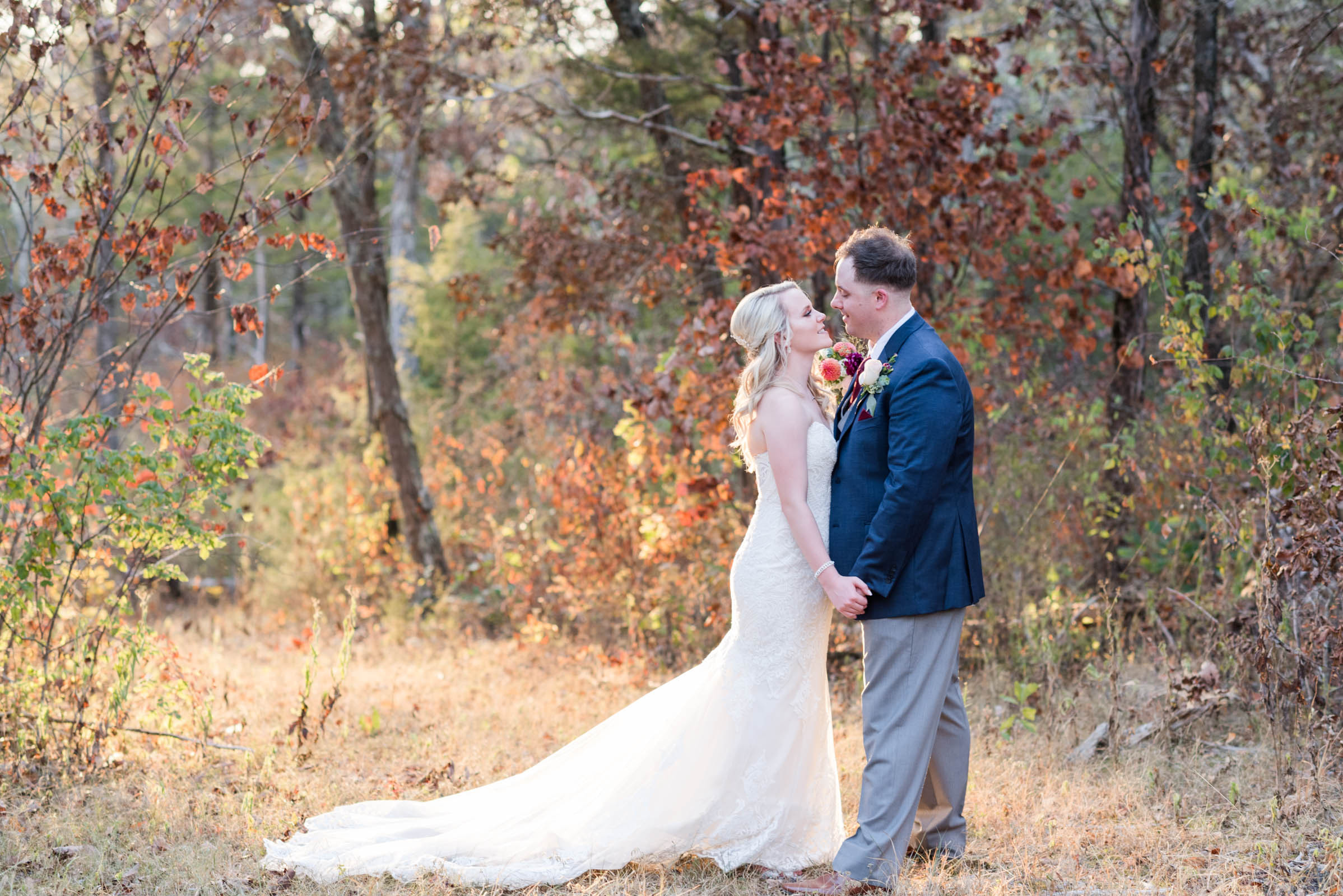 Fall Wedding at Stone Gate Farm in Murfreesboro Tennessee